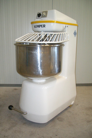 Generalüberholte Spiralknetmaschine Kemper SP 15 zu verkaufen