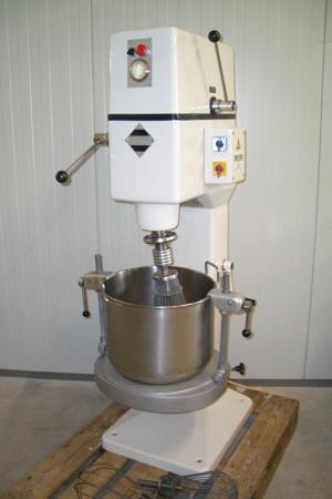 Generalüberholte Anschlagmaschine Rego SM 3 bei Bärhorst Bäckereitechnik in Delbrück kaufen