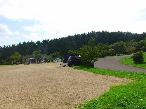 ふくしま県民の森フォレストパークあだたらフリーサイト