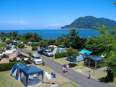 赤礒崎オートキャンプ場