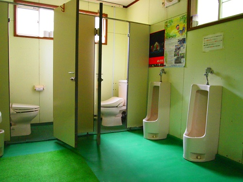 ビッグランドトイレ