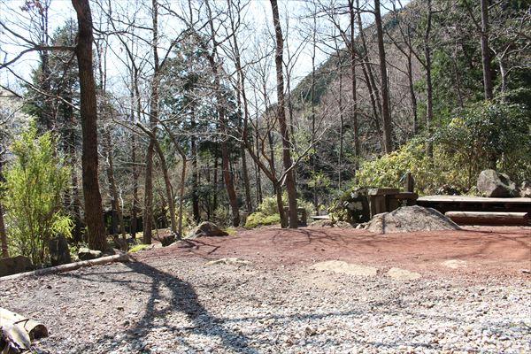 戸田はかま滝オートキャンプ場