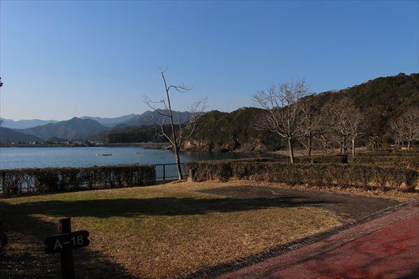 孫太郎オートキャンプ場