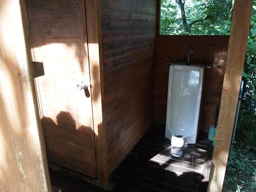 長瀞オートキャンプ場トイレ