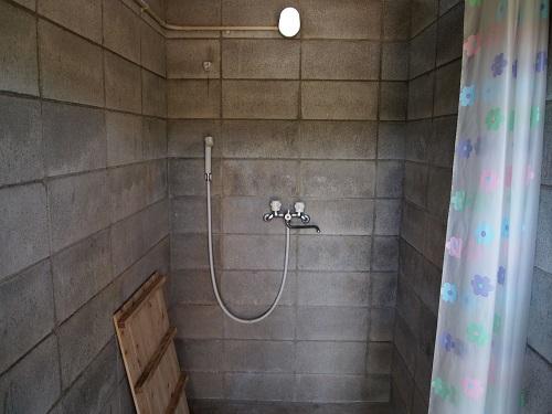 OKオートキャンプ場シャワー