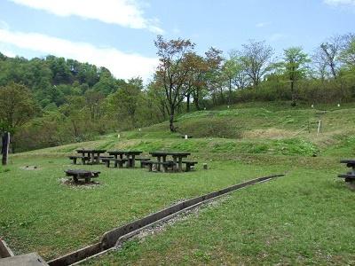小池公園キャンプ場