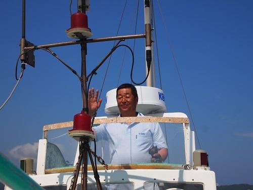 まんぼう漁船クルージング