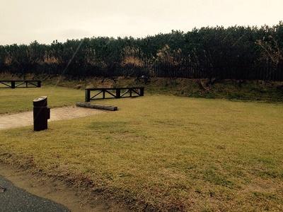 紫雲寺記念公園キャンプ場