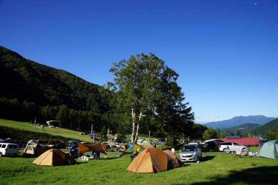 丸沼高原キャンプ場