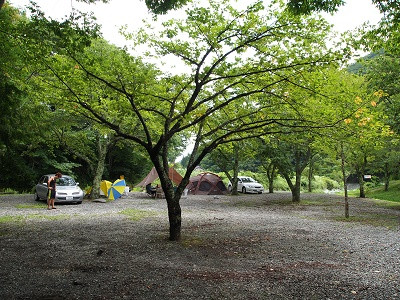 観光農園キャンプ場