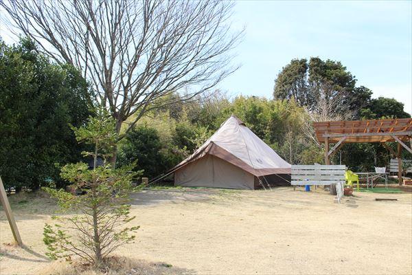 Campo giardino