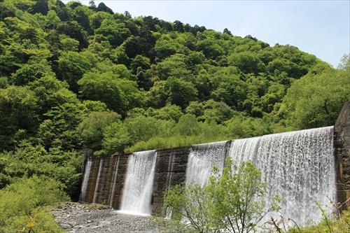 篠沢大滝砂防ダム