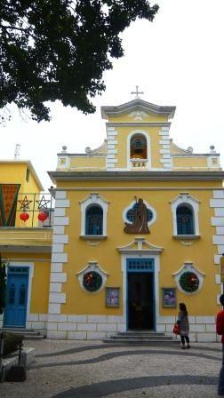 Igreja de S.Franciso Xavier フランシスコ・ザビエル教会