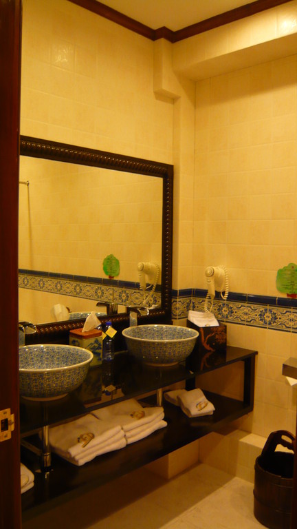 Pousada de Mong-Ha スィートルーム