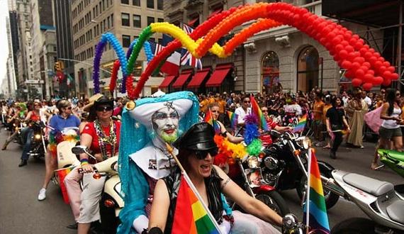 Desfile anual gay