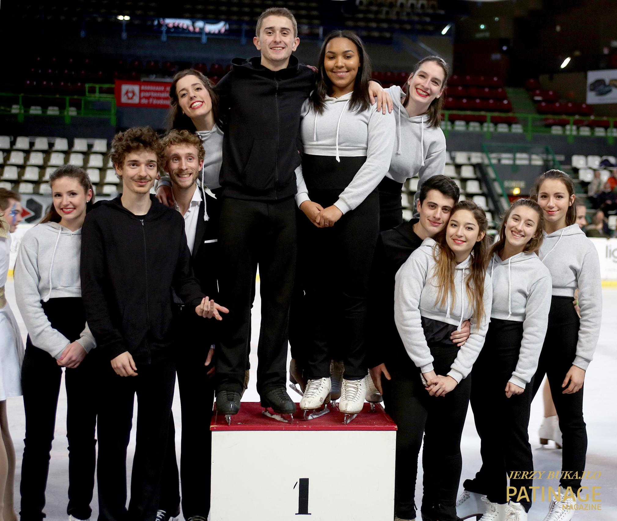 Bordeaux Open + 15 ans