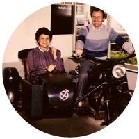 Gertraud und Josef Gumpinger
