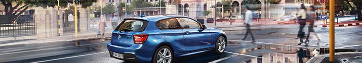 BMW Bachfrieder Fahrschulfahrzeuge