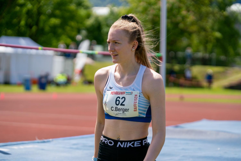 Frauen-Power an der Leichtathletik-SM