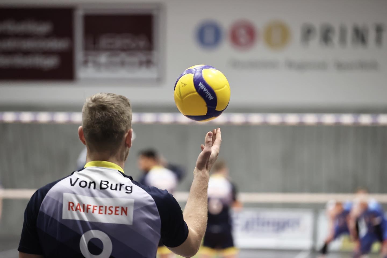 Zwangspause für Volley Schönenwerd