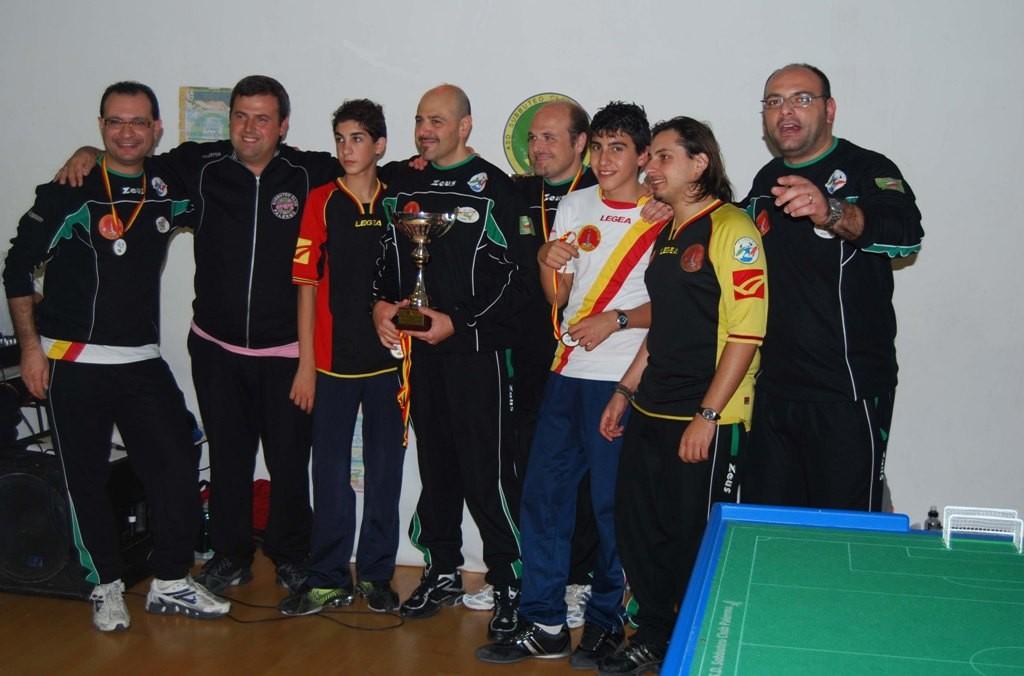 Bagheria novembre 2009 Coppa Sicilia