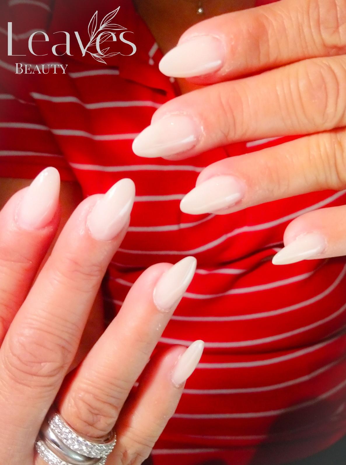 Classic acryl nagels