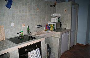 Kroatien - Ferienhaus CaptainsHaus Küche