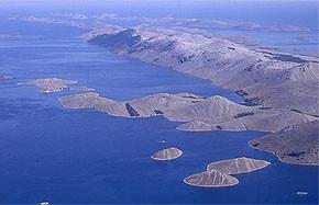 Kroatien - Kornaten