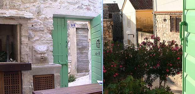 Kroatien - Ferienhaus Bounty Tor