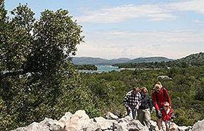 Kroatien - Wandern am Meer