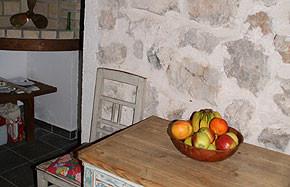 Kroatien - Ferienhaus Bounty Küche