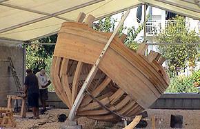 Kroatien - Fischerboot