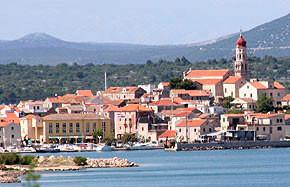 Kroatien - Betina