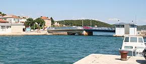 Kroatien - Brücke