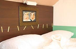 Kroatien - Ferienhaus Bounty Schlafzimmer