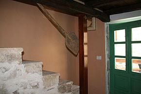 Kroatien - Ferienhaus Bounty Stiege