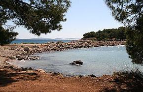 Kroatien - Bucht Insel Murter