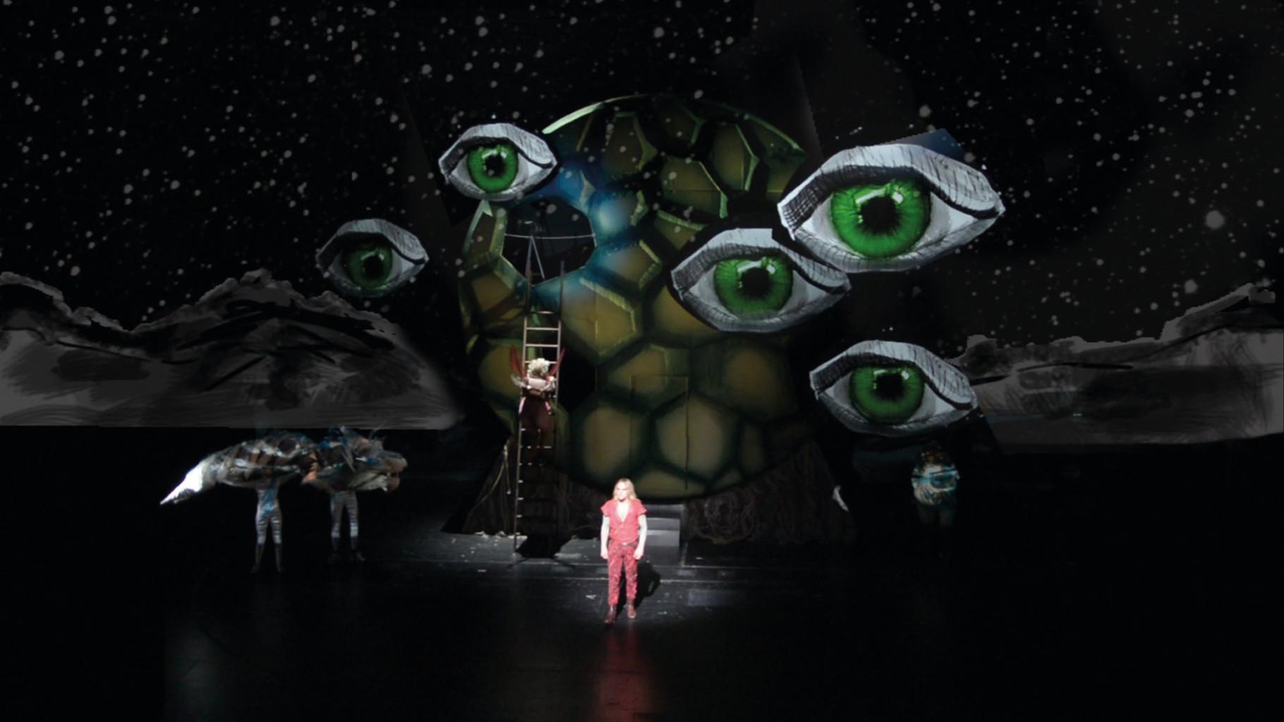 Unendliche Geschichte - Thalia Theater Hamburg