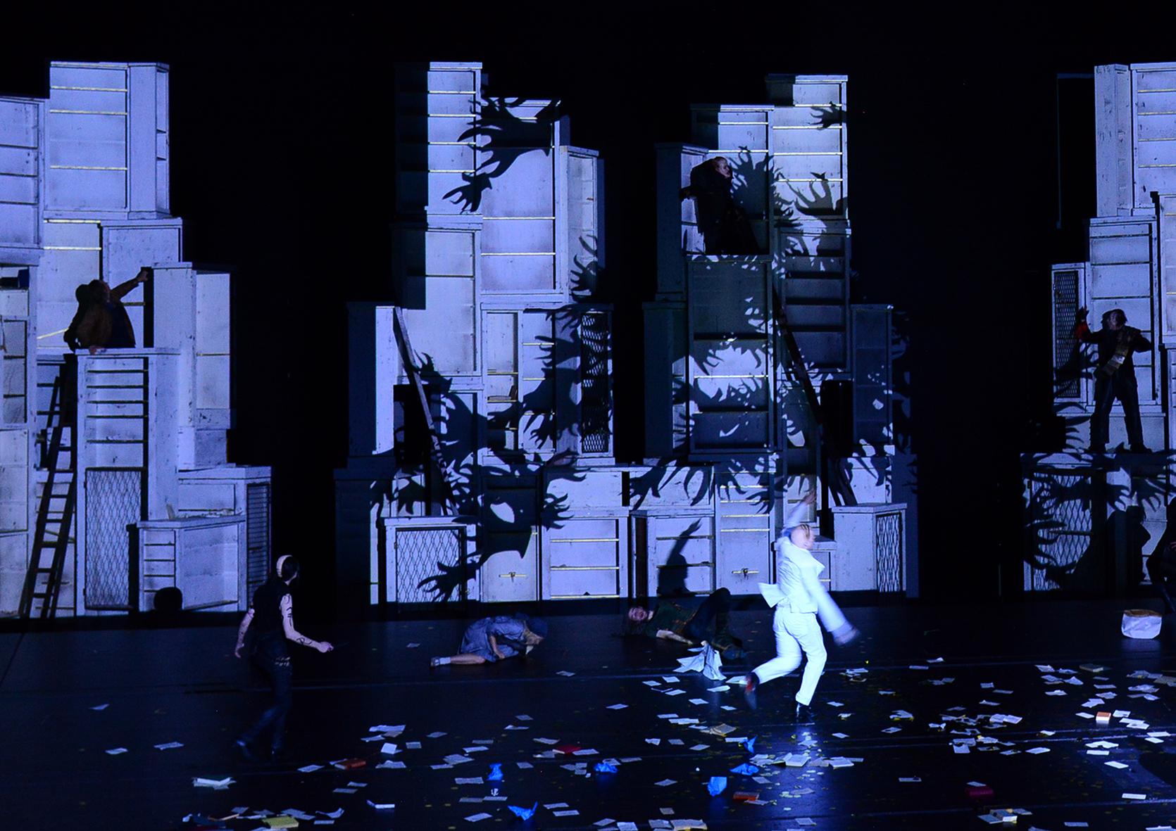 Tintenherz - Schauspiel Frankfurt
