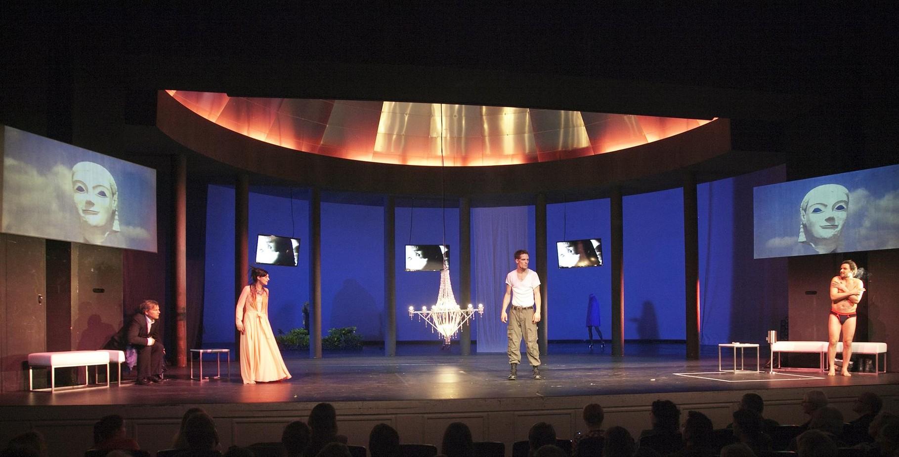 Die Jüdin von Toledo - Staatstheater Dresden