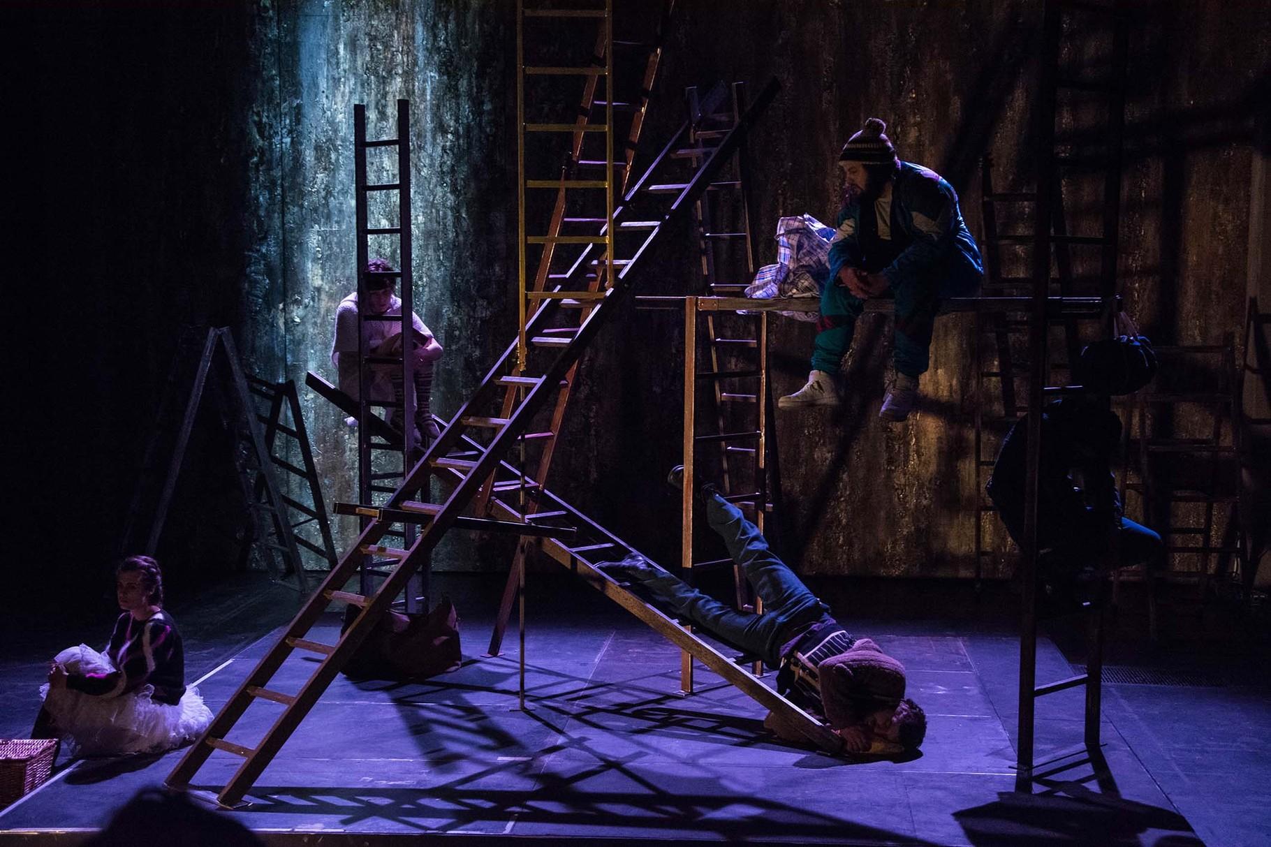 Nachtasyl - Schauspiel Frankfurt