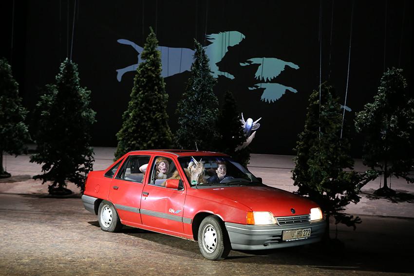 Peter Pan - Schauspiel Frankfurt