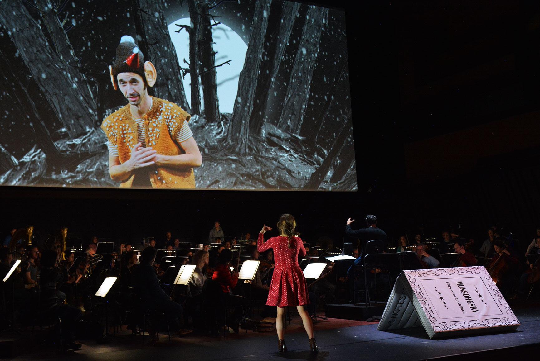 Bilder einer Ausstellung - Symphonieorchester Philharmonique du Luxembourg