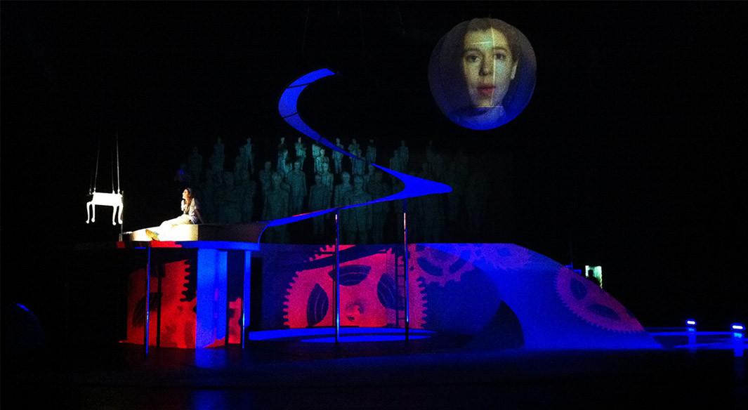 Momo - Düsseldorfer Schauspielhaus