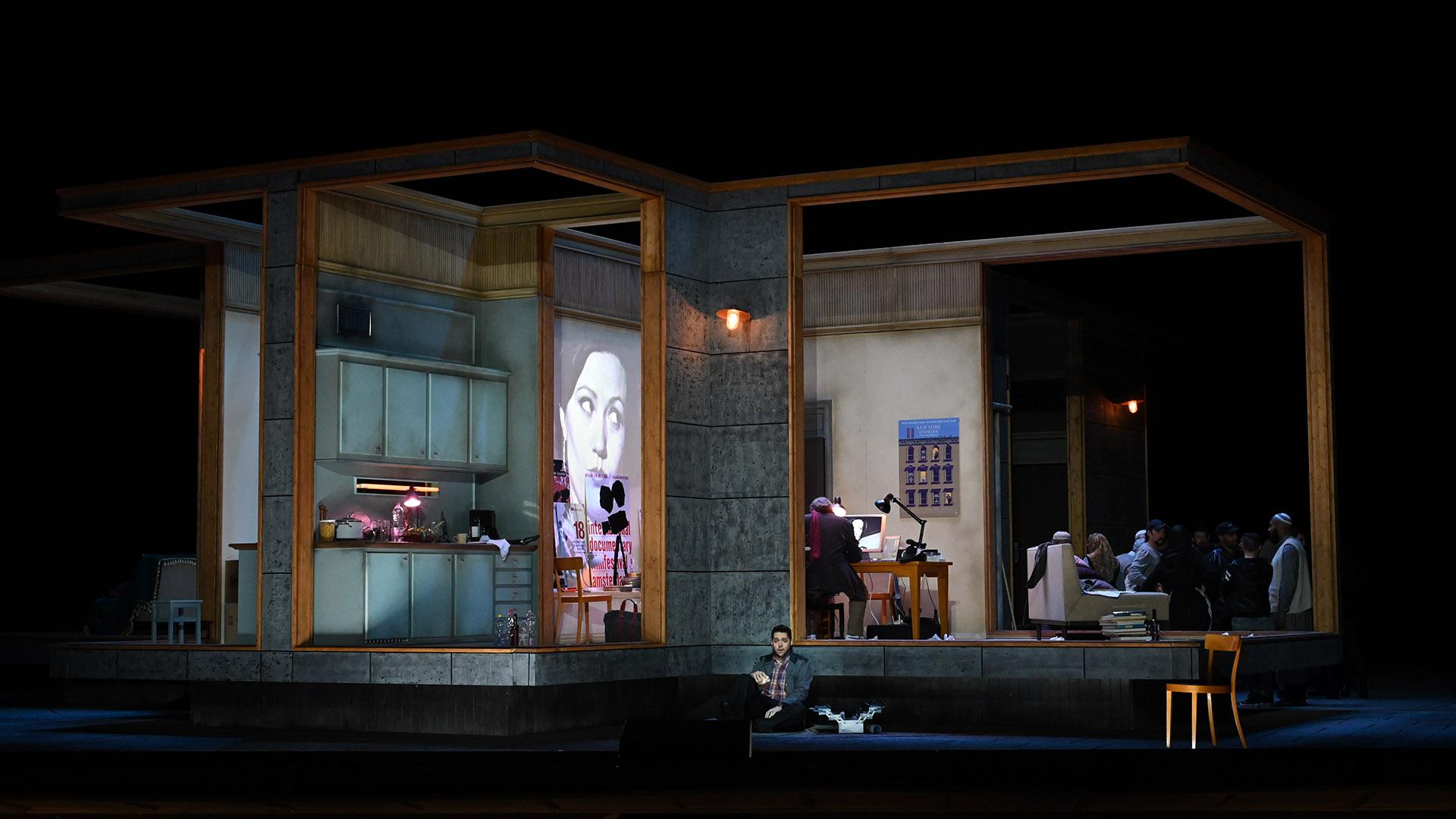 Il Turco in Italia - Opernhaus Zürich