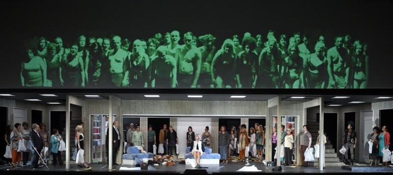 Die Bassariden - Nationaltheater Mannheim