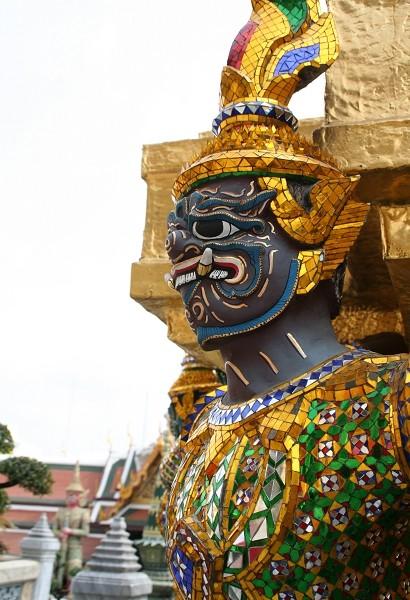 Ramakien Figur