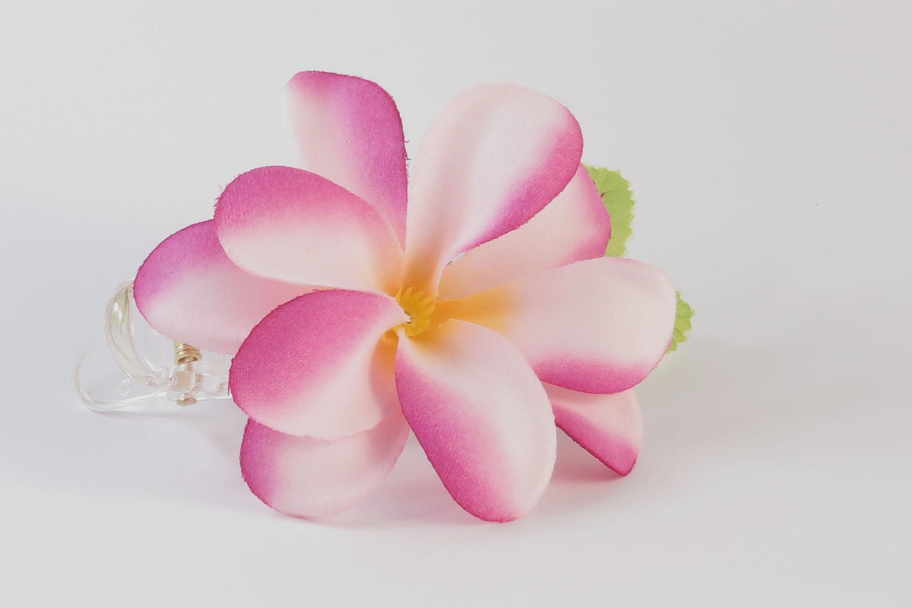 hawaii blumen haarclips hawaii store