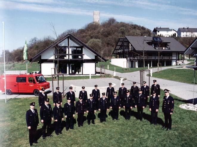 Aktive Feuerwehr 1996
