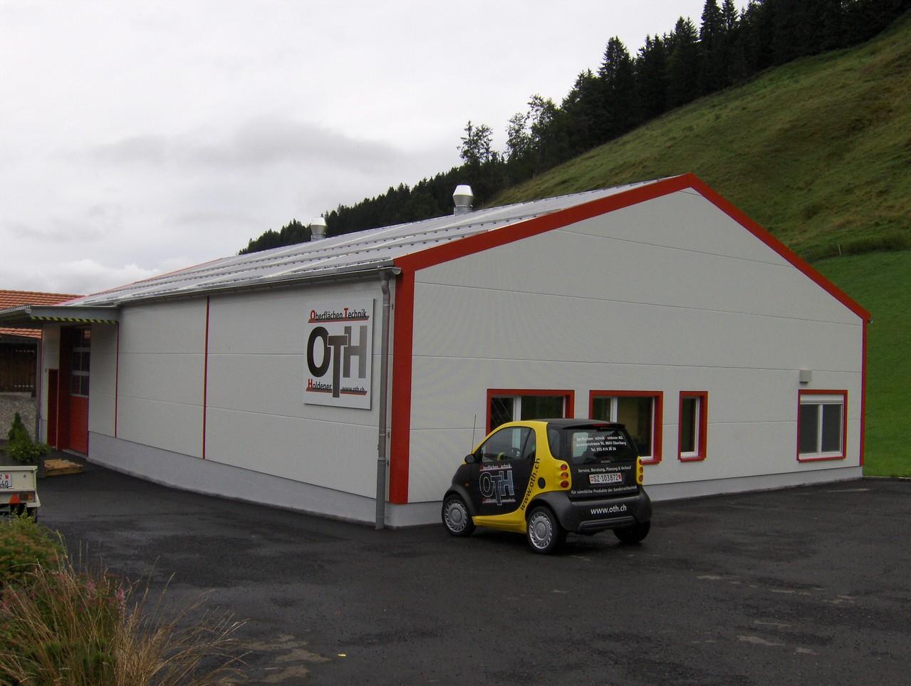 OTH Firmengebäude
